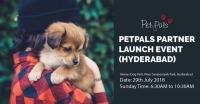 PetPals Partner Launch Event - Hyderabad