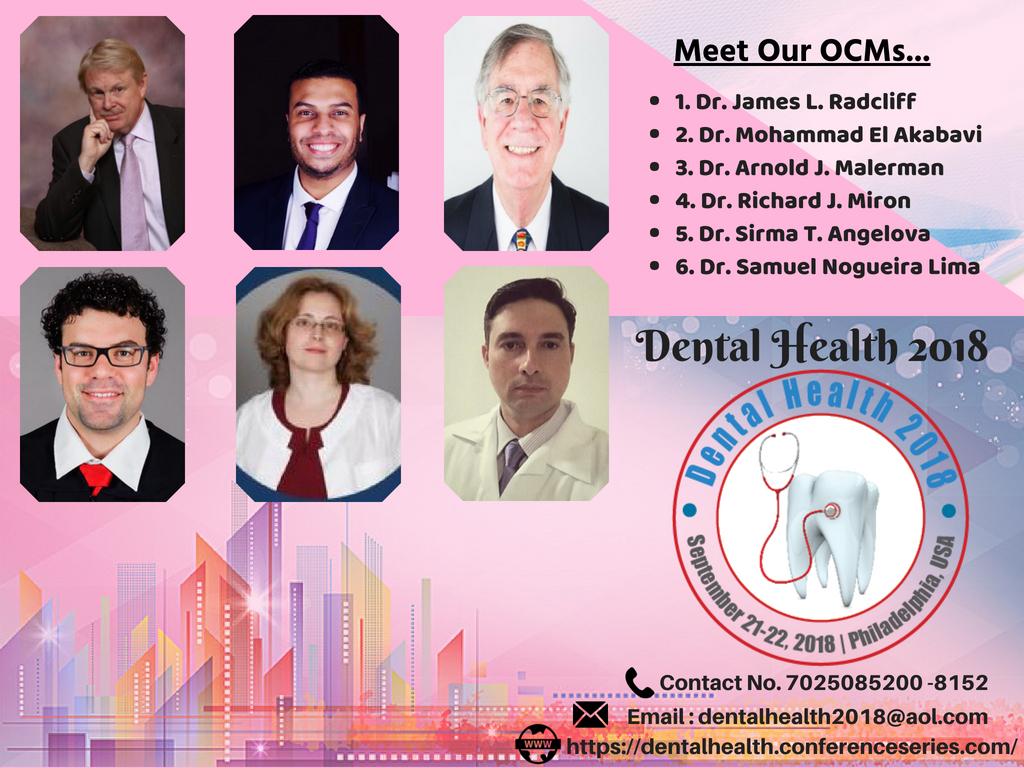 16th International Conference on Modern Dental Health & Treatment, Philadelphia, Pennsylvania, United States