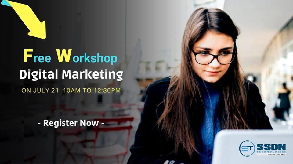 Free Workshop: Why Digital Marketing Career Can Be Bright Future, Gurgaon, Haryana, India