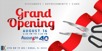 Grand Opening Accurate Personnel in Doral