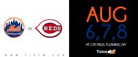 New York Mets vs. Cincinnati Reds at Flushing