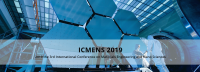 2019 the 3rd International Conference on Materials Engineering and Nano Sciences (ICMENS 2019)--EI Compendex, Scopus