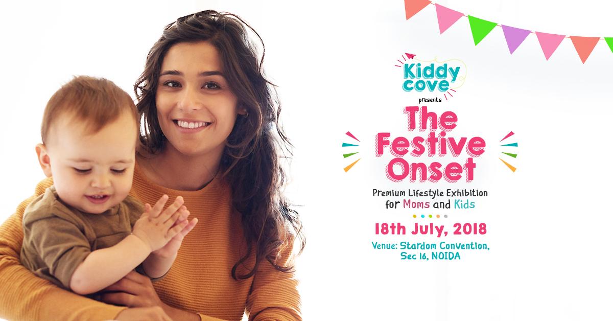 The Festive Onset by Kiddy Cove, NOIDA, Uttar Pradesh, India