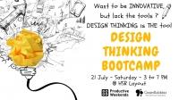 Design Thinking Bootcamp - A Hands On Workshop