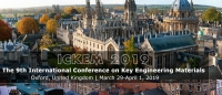 2019 the 9th International Conference on Key Engineering Materials (ICKEM 2019)
