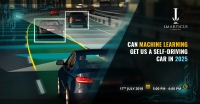 CAN MACHINE LEARNING GET US A SELF-DRIVING CAR IN 2025