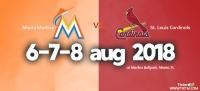 Miami Marlins vs. St. Louis Cardinals at Miami