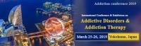 International Conference & Exhibition on  Addictive Disorders & Addiction Therapy