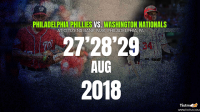 Philadelphia Phillies vs. Washington Nationals at Philadelphia- Tixtm.com