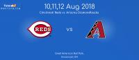 Cincinnati Reds vs. Arizona Diamondbacks at Cincinnati -Tixtm.com