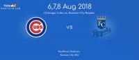 Kansas City Royals vs. Chicago Cubs at Kansas City - Tixtm.com