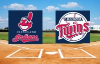Cleveland Indians vs. Minnesota Twins at Cleveland - Tixtm.com