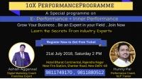 10x Performance Programme by Ashish Aggarwal and Hunny Pal