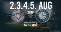Seattle Mariners vs. Toronto Blue Jays at Seattle -Tixtm.com