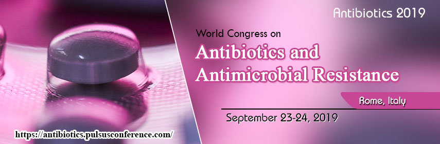 World Congress on Antibiotics and Antimicrobial Resistance, Rome, Lazio, Italy