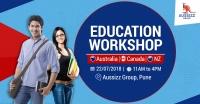 Education Seminar on Australia Canada New Zealand
