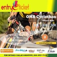 OMR CYCLOTHON IN CHENNAI 2018 | Entryeticket