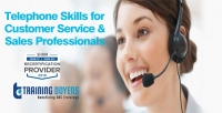 Telephone Skills for Customer Service and Sales Professionals: Create a positive impression of you—and your organization
