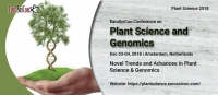 Euroscicon conference on Plant Science and Genomics