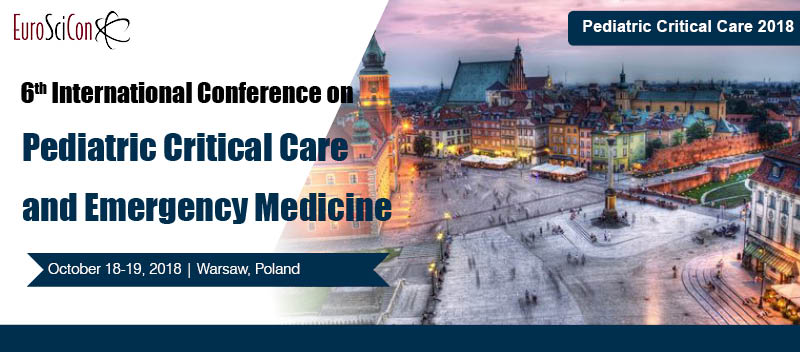6th International conference on Pediatric Critical Care and