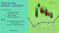 Free Seminar on Stock Market Pro-Trading in Mumbai