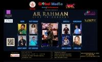 AR Rahman Live Concert 2018 Seattle