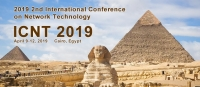 2019 2nd International Conference on Network Technology (ICNT 2019)