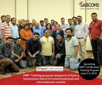 PMP Certification 01st September- 29th September 2018 Only Saturday Program