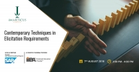 """Webinar on """"CONTEMPORARY TECHNIQUES IN ELICITATION REQUIREMENTS"""""""