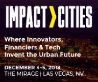 IMPACT>CITIES (DECEMBER 4-5, 2018|THE MIRAGE|LAS VEGAS, NV)