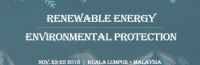 2018 3rd International Conference on Renewable Energy and Environmental Protection (ICREEP 2018)
