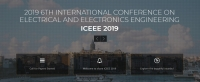 2019 6th International Conference on Electrical and Electronics Engineering (ICEEE 2019)