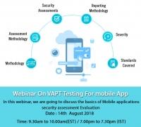 VAPT Testing for  Mobile App
