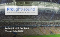 Prolight + Sound Middle East - FREE REGISTRATION