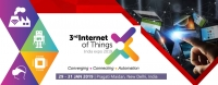 3rd Internet of Things India Expo 2019 - India's Premier IoT Technology Expo