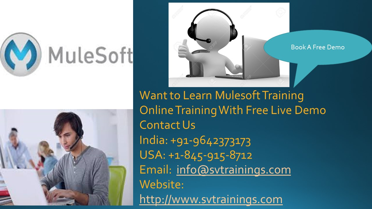 Mule ESB Online Training With Live Projects And Certification Course ...