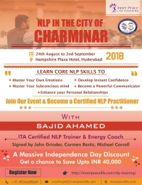 NLP in the City of Charminar!