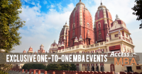 Top International One-to-One MBA Event in New Delhi