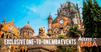 Top International One-to-One MBA Event in Mumbai