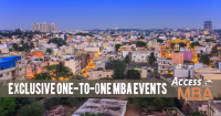 Top International One-to-One MBA Event in Bangalore