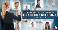 Improve Your Online Personal Branding with Updated Professional Headshots