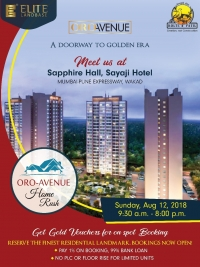 ORO AVENUE is Coming Soon with 1 & 2 Luxury BHK at Hinjawadi, Pune
