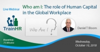 Who am I: The role of Human Capital in the Global Workplace