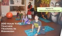 200 Hour Yoga Teachers Training In Rishikesh