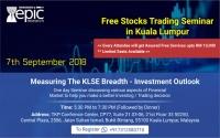 Free Stocks Trading Seminar in Malaysia (Kuala Lumpur)
