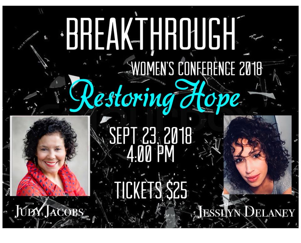 66f909a06 Breakthrough Women s Conference 2018 -