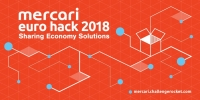 Mercari Euro Hack 2018 - Sharing Economy Solutions