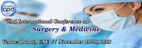 2nd International Conference on Surgery and Medicine