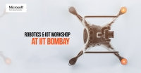 Robotics & IoT Workshop at IIT Bombay (AAKAAR IIT Bombay)