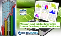 Microsoft Excel: Building Infographics, Dynamic Data Analytics and Visualization